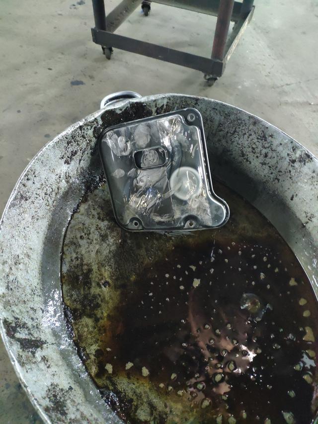 Какое масло нужно заливать в вариатор Субару Форестер