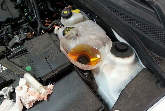Сколько масла в АКПП (коробка автомат) Шевроле Орландо