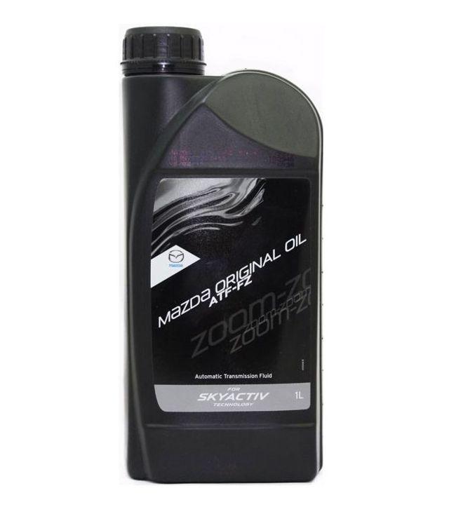 Сколько литров масла нужно заливать в АКПП Мазда СХ-5