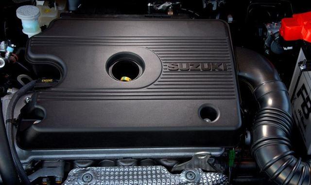 Сколько нужно литров масла для механической коробки передач Сузуки СХ4