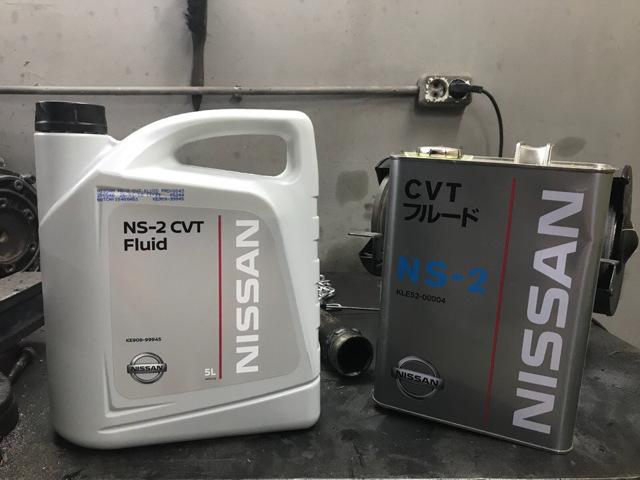 Замена масла в коробке вариаторе nissan teana j32 видео