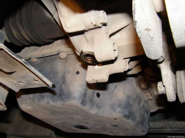 Какое масло заливать в коробку (МКПП) Киа Пиканто