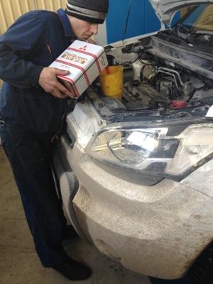Сколько нужно литров масла для механической коробки передач Киа Соул