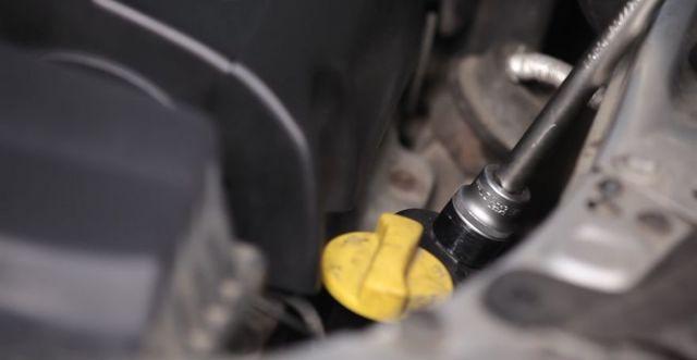 Сколько масла нужно заливать в двигатель 1.3, 1.6, 1.8 Опель Астра h