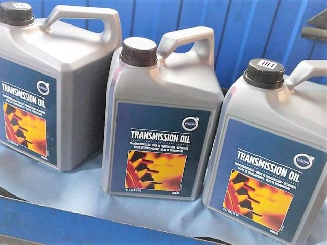 Сколько литров масла нужно заливать в АКПП Вольво ХС60
