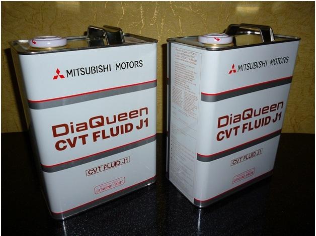 Замена масла в вариаторе mitsubishi lancer 10 1.8 и 2.0 своими руками