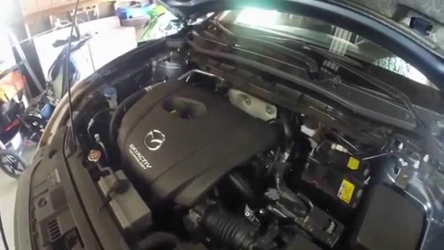 Какое масло лучше заливать в двигатель Мазда 6 gj 2.0, 2.5