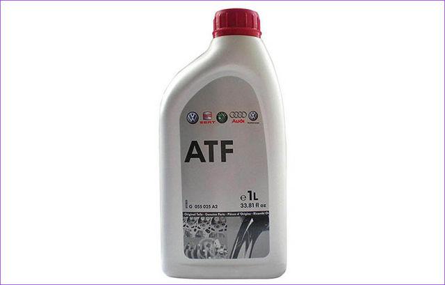 Сколько литров масла нужно заливать в АКПП Шкода Фабия