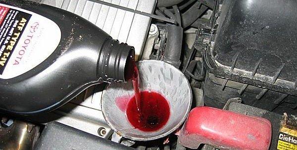 Какое масло лучше заливать в АКПП Фольксваген Пассат В6