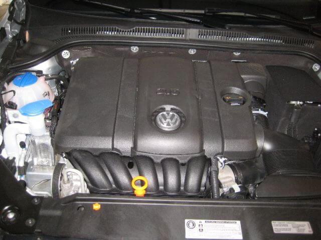 Сколько масла в двигателе Фольксваген Джетта