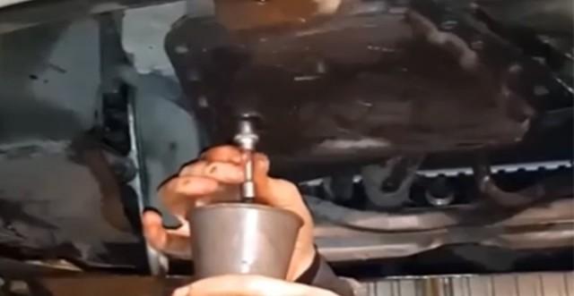 Сколько масла в АКПП (коробка автомат) Шевроле Лачетти