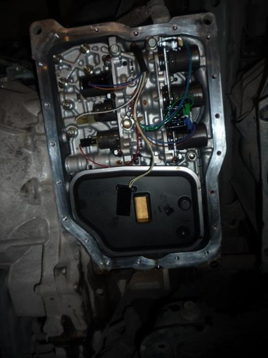 Сколько нужно масла для АКПП (коробки автомат) Мазды 3