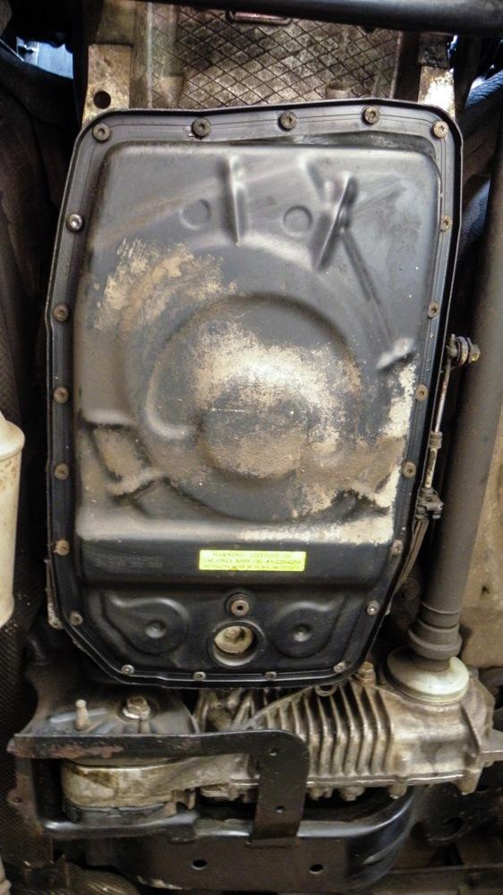 Сколько масла в АКПП (коробка автомат) БМВ Х5 Е53