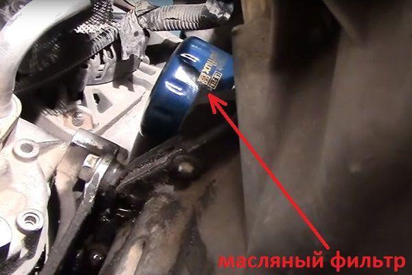 Сколько литров масла нужно заливать в двигатель renault k4m