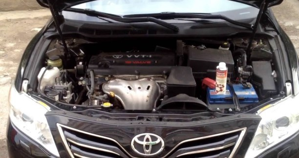 Сколько нужно литров масла для механической коробки передач Тойота Камри v50 2.0, 2.5, 3.5