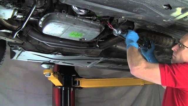 Сколько нужно литров масла для механической коробки передач Хендай Санта Фе