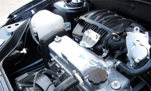 Сколько литров масла нужно заливать в двигатель Датсун Он-До 1.6