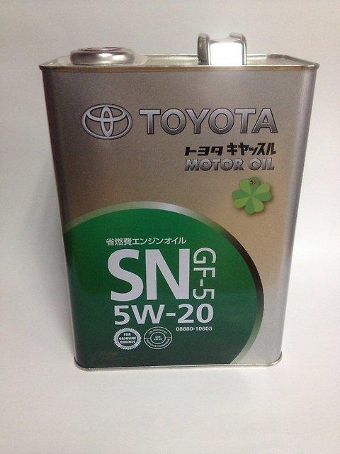 Сколько литров масла нужно заливать в двигатель toyota 4s fe
