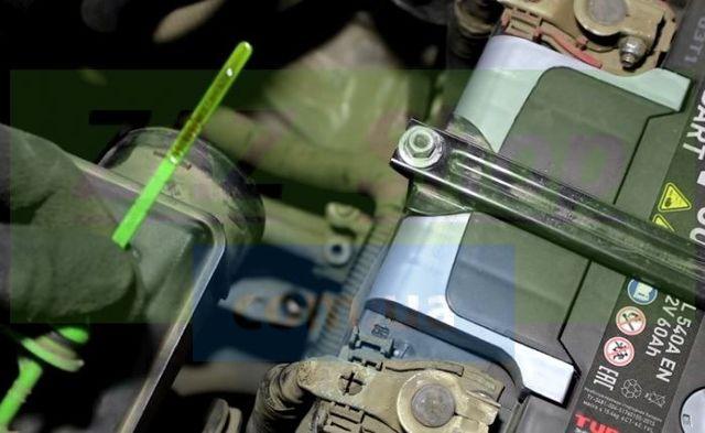Замена масла в АКПП Шевроле Эпика 2.0, 2.5 своими руками