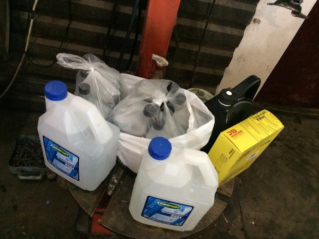 Сколько литров масла нужно заливать в АКПП Мазда 6 gh