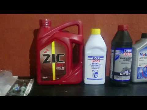 Какое масло заливать в механическую коробку передач Ховер Н3