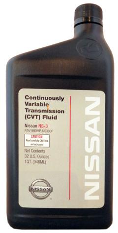 Сколько литров масла нужно заливать в вариатор Ниссан Кашкай