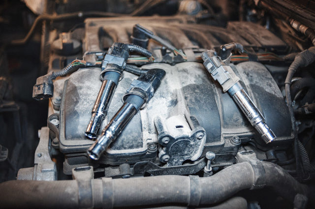 Сколько литров масла нужно заливать в двигатель Фольксваген Туарег 2.5, 3.0, 3.2, 3.6, 4.2, 4.9