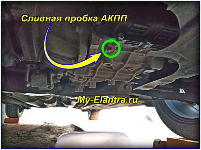 Какое масло заливать в АКПП (коробка автомат) Датсун Он-До