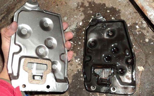 Сколько нужно литров масла для механической коробки передач Шкода Октавия А7