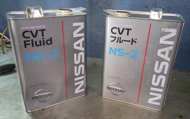 Сколько литров масла нужно заливать в вариатор Ниссан Жук