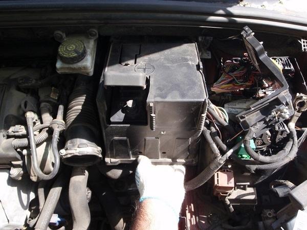 Сколько масла в АКПП (коробка автомат) Пежо 308