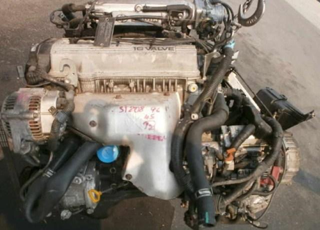 Сколько масла в двигателе Тойота Виста