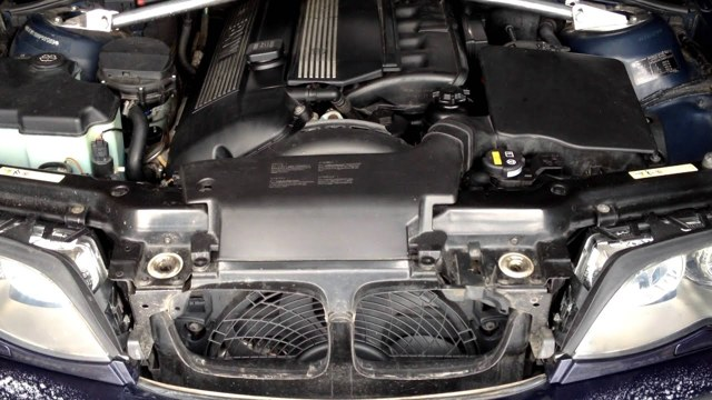 Замена масла в АКПП (коробка автомат) БМВ Х3 Е83 видео