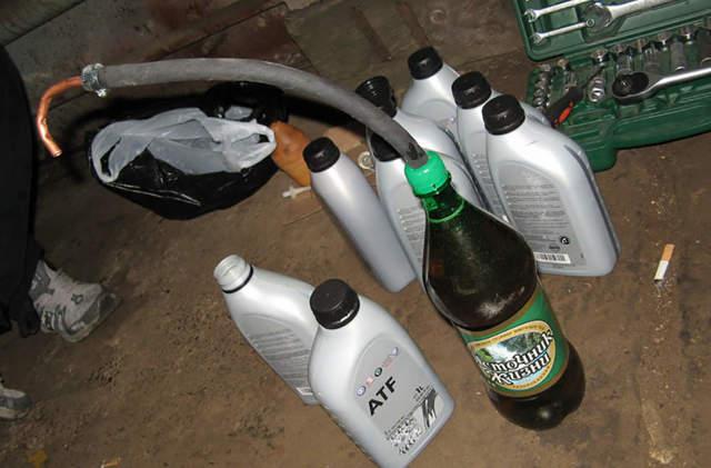 Замена масла в АКПП Фольксваген Джетта 6 своими руками