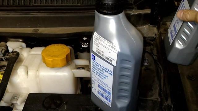 Сколько масла в МКПП (коробке передач) Опель Мокка