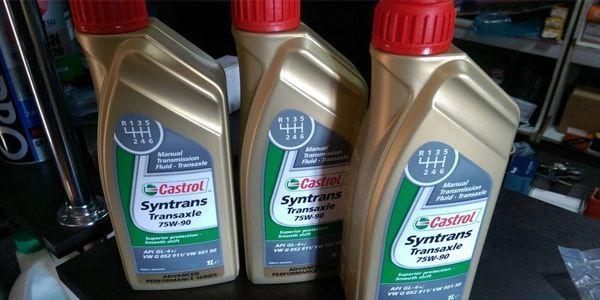 Сколько нужно литров масла для механической коробки передач Тойота РАВ 4