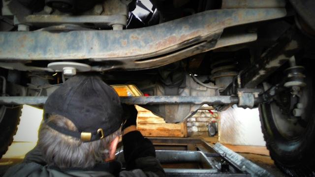 Какое масло заливать в механическую коробку передач УАЗ Хантер