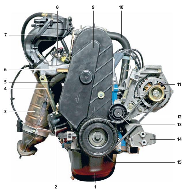 двигатель для калины в картинках известность