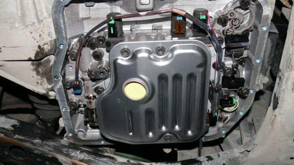 Сколько литров масла нужно для АКПП (коробки автомат)Тойоты Камри