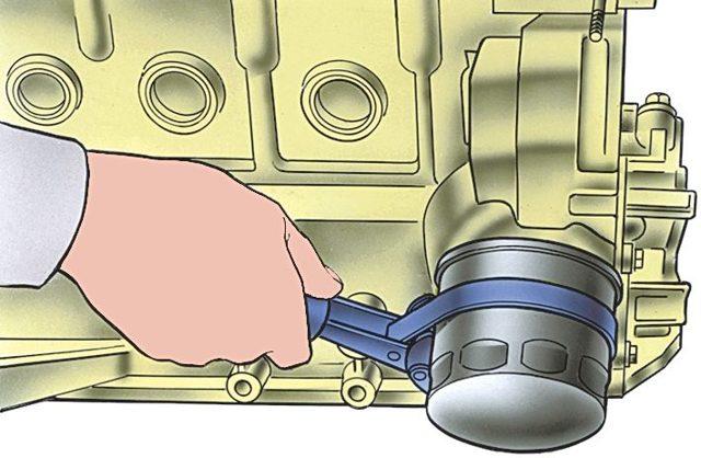 Замена масла в двигателе ВАЗ-2115 видео по обслуживанию своими руками