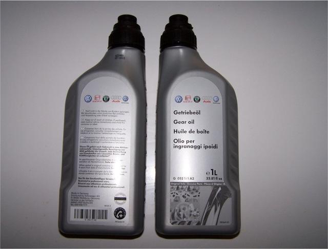Сколько нужно литров масла для механической коробки передач Фольксваген Тигуан