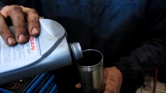 Сколько масла в АКПП (коробка автомат) Хендай Соната