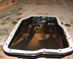 Сколько масла в АКПП (коробка автомат) Форд Фокус 1