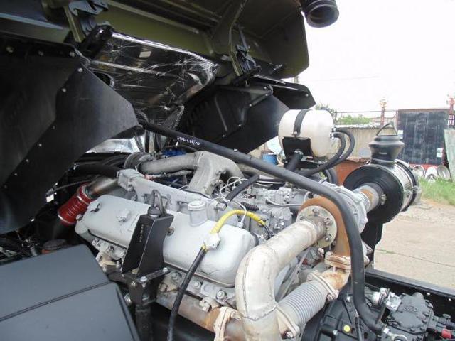 Сколько масла в двигателе ЯМЗ 238