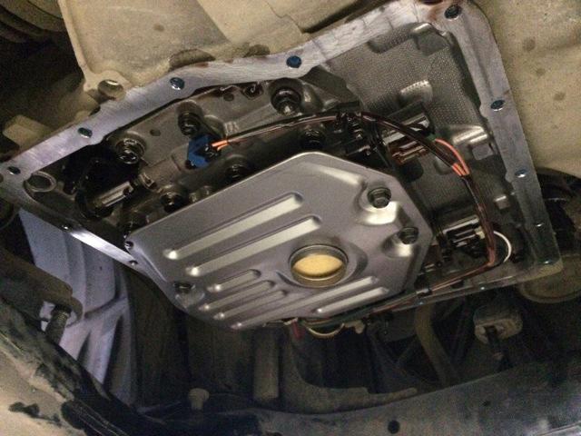 Сколько литров масла заливать в коробку передач Тойоты Камри