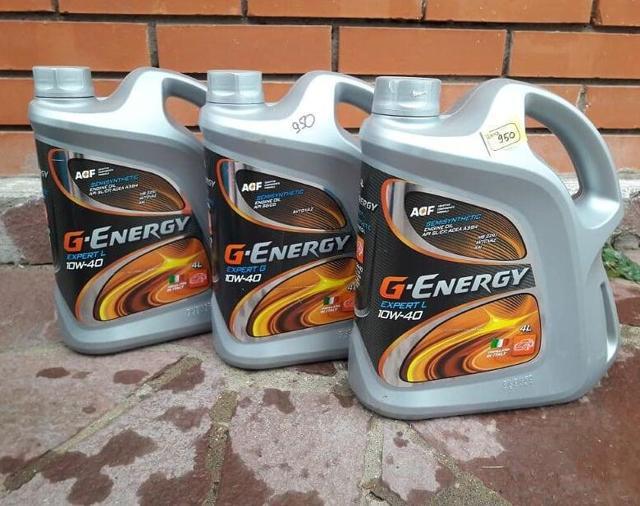 Обзор на моторное масло g-energy s synth 10w-40 синтетика : характеристики, отзывы автолюбителей