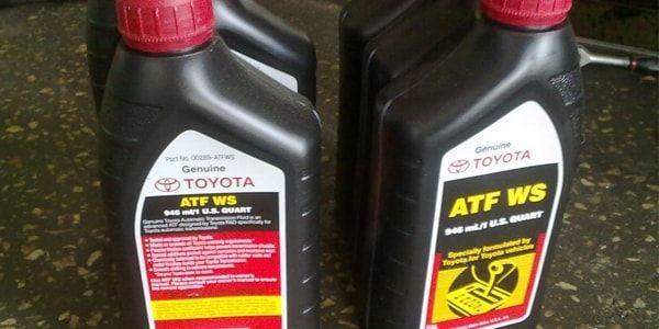 Замена масла в АКПП Тойота Камри v50 своими руками на видео
