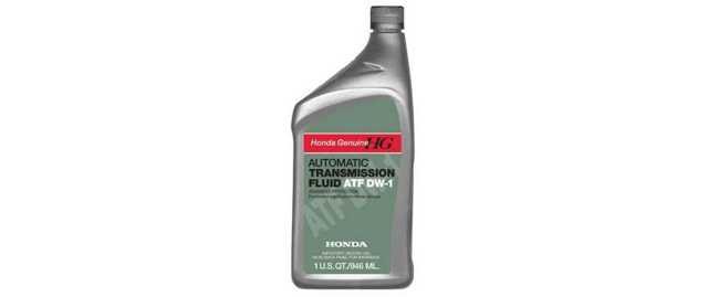 Сколько масла в АКПП (коробка автомат) Хонда cr-v 4