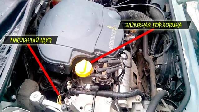 Сколько масла в двигателе Рено Каптур