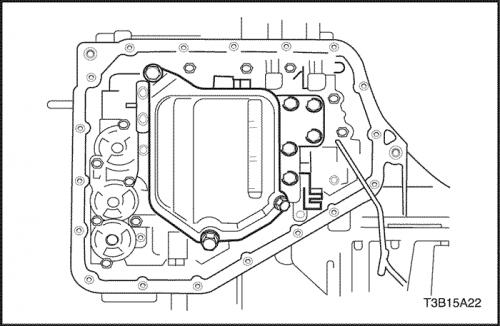 Замена масла в АКПП (автомат) Шевроле Лачетти 1.6 своими руками